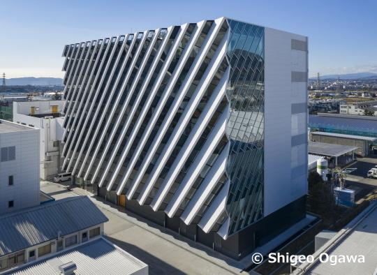 生命科学研究所(iLIS棟)が 第34回日経ニューオフィス賞「関東ニューオフィス奨励賞」を受賞